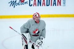 Ni repêché, ni connu, Daws tente de se tailler une place avec l'équipe canadienne