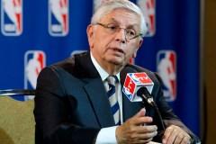 NBA: l'ex-commissaire David Stern opéré d'urgence après une hémorragie cérébrale