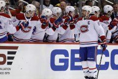 Trois buts en 2e mènent le Canadien vers un gain de 4-1 face aux Penguins