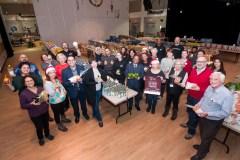 360 familles profitent du Magasin-Partage de Noël à Saint-Laurent