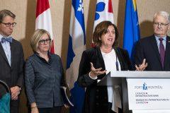 Terminal Contrecoeur: Ottawa injecte 300 M$ sans attendre l'étude environnementale