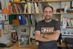 Michel Rabagliati : apprendre à vivre avec soi-même