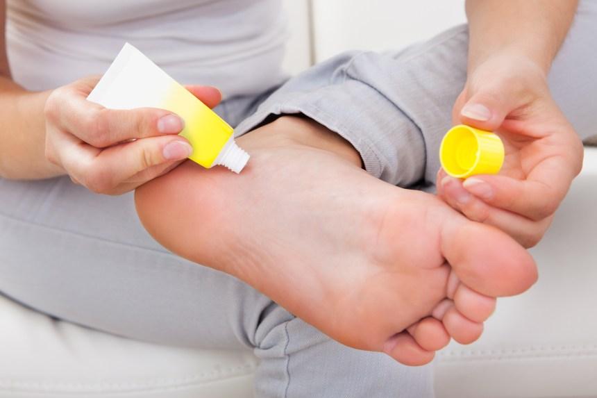 5 trucs contre le pied d'athlète