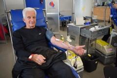 Soixante-dix-huit dons pour la Clinique de sang Desjardins