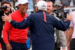 Tiger Woods a complété son retour en forme en 2019 avec un triomphe émotif
