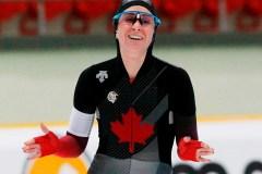 Ivanie Blondin décroche 2 médailles d'or en longue piste au Kazakstan