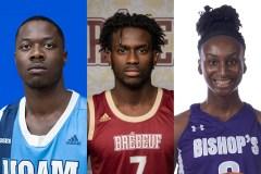 Trois athlètes en basketball de Montréal-Nord récompensés par des bourses