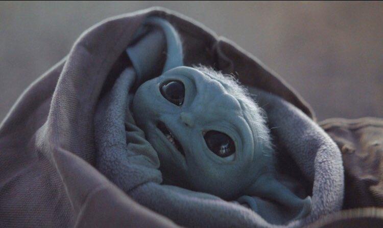 Baby Yoda, la vedette de «The Mandalorian», en réalité augmentée