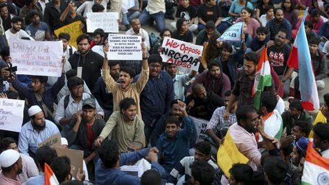 Inde: nouvelles manifestations contre la loi sur la citoyenneté