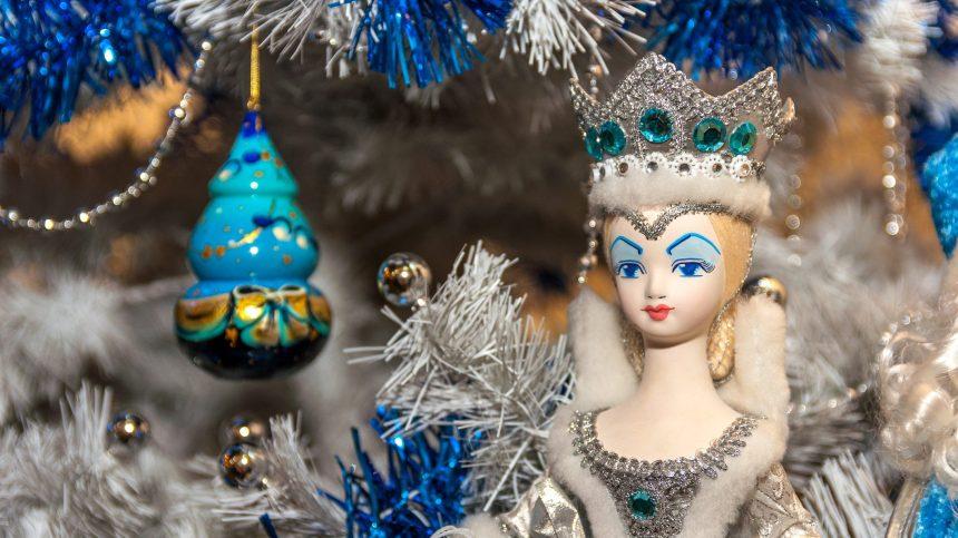 Un Noël à Buckingham Palace