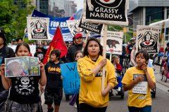 Autochtones: le Canada placé sur une liste de violateurs des droits de l'homme d'Amnistie internationale