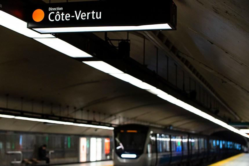 Les camelots du «24 heures» en voie d'être sortis des stations de métro