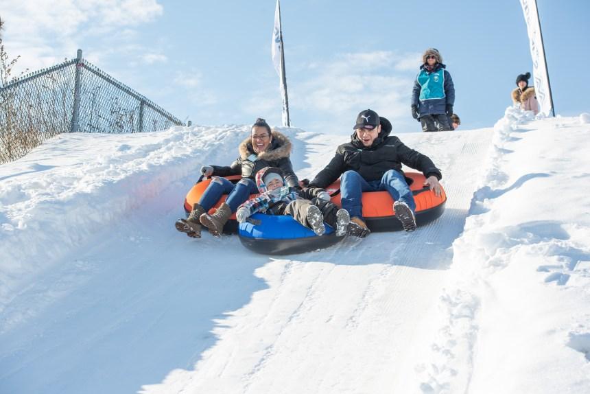 Ouverture de la Pente à Neige le 21 décembre