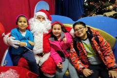 La magie de Noël à la Mission Bon Accueil