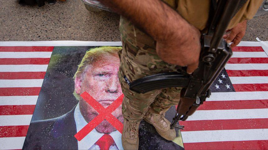 Irak: les Américains visés après les obsèques d'un général iranien assassiné