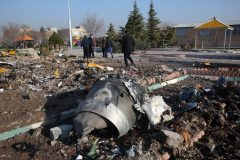 L'Iran dément qu'un missile ait abattu le Boeing 737-800 mercredi en Iran