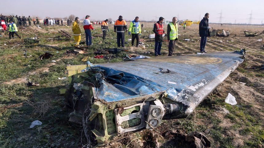 Avion abattu en Iran: deux enquêteurs du BST en direction de Téhéran