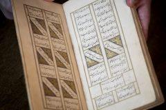 «L'Indiana Jones du monde de l'art» retrouve un recueil du poète Hafez