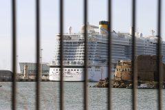 Quelque 7000 croisiéristes bloqués en Italie à cause du coronavirus