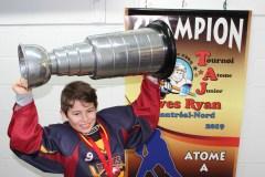 C'est parti pour la 56e édition du tournoi Yves Ryan de Montréal-Nord
