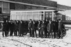 Retour sur les cent années d'autobus à Montréal