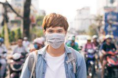 Virus: le masque, un réflexe de protection pas forcément efficace
