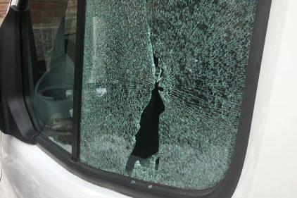 Du vandalisme met en péril une navette pour itinérants dans Hochelaga
