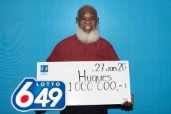 Lot de 1 M$ remporté à Montréal-Nord