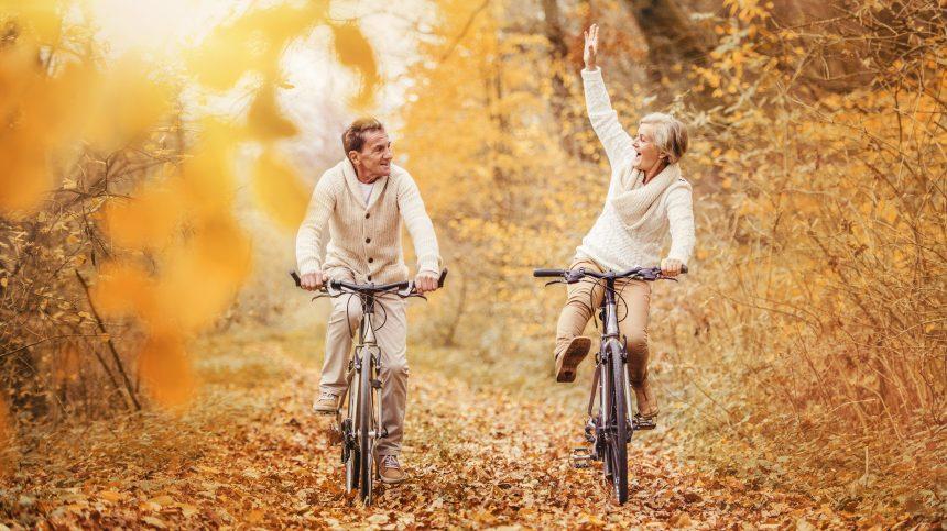 Jusqu'à 10 ans d'espérance de vie gagnés avec un mode de vie sain
