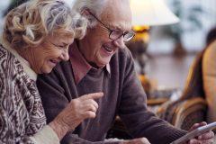 CES de Las Vegas: les seniors connectés des pieds à la tête
