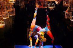 Coronavirus: le Cirque du Soleil met à pied 95% de ses employés