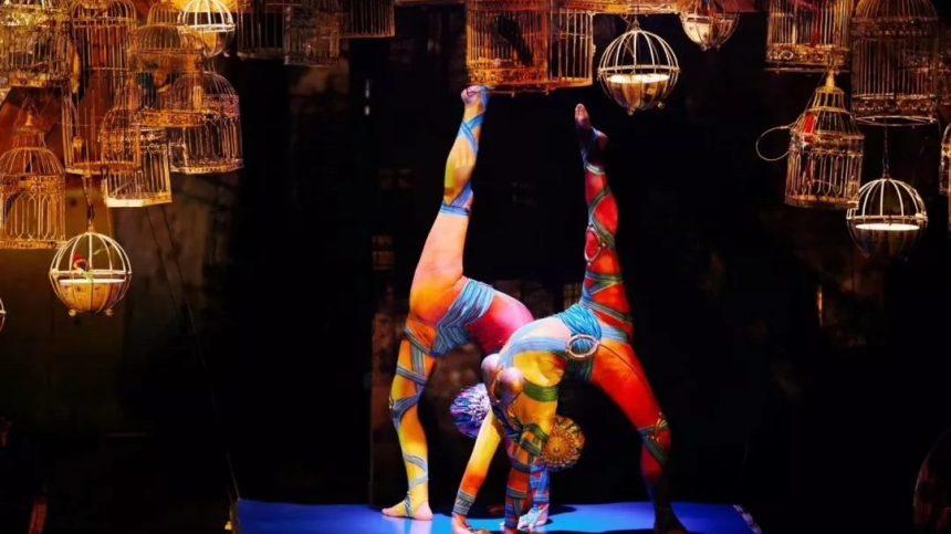 Coronavirus: le Cirque du Soleil interrompt ses représentations en Chine