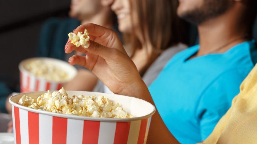 Du popcorn gratuit distribué dans tous les Cineplex dimanche