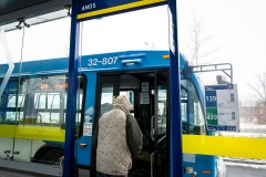 SRB Pie-IX: la circulation routière de nouveau perturbée en mars