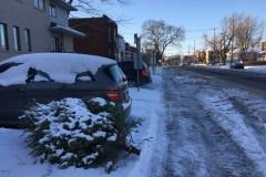 Une pétition pour autoriser les abris temporaires à Saint-Laurent