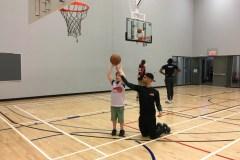 Du basket pour de jeunes autistes à Saint-Laurent