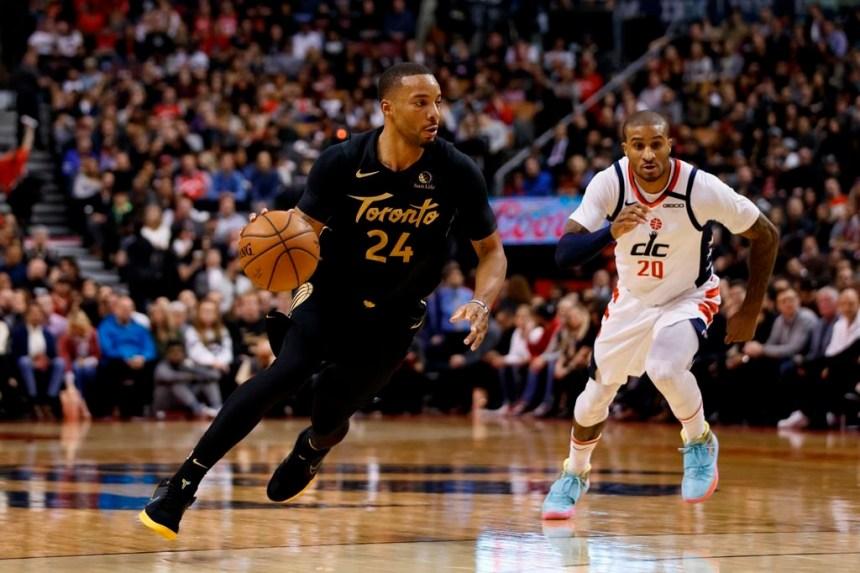 Powell obtient 28 points et les Raptors s'imposent devant les Wizards, 140-111