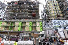 Logement: après une année record, un ralentissement de la construction est à prévoir