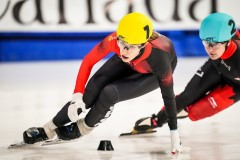 Florence Brunelle : la maturité d'une jeune olympienne