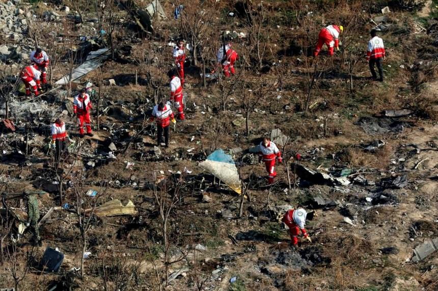 Sous pression, l'Iran admet avoir abattu un avion de ligne ukrainien par erreur