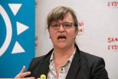 FFQ: Gabrielle Bouchard rabrouée pour des propos «inacceptables» sur les hétérosexuels