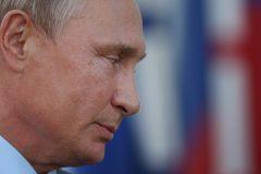 Vladimir Poutine rend visite à son allié Bachar al-Assad à Damas