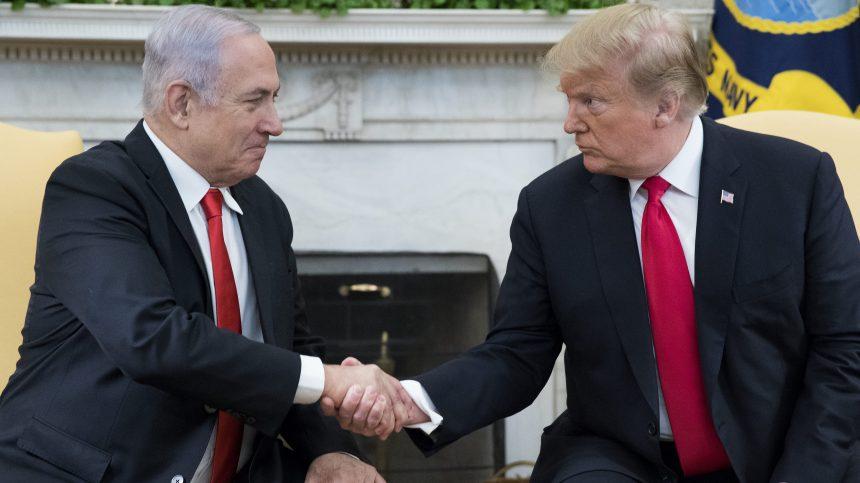 Le plan de paix de Trump pour le Moyen-Orient sera «historique», selon Netanyahou
