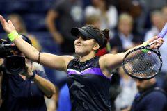 Bianca Andreescu ne sera pas des Internationaux de tennis d'Australie