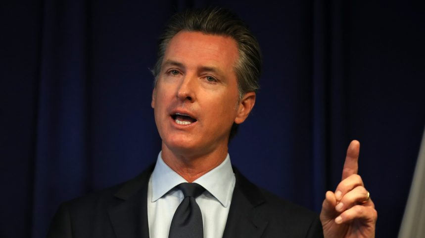 Le gouverneur de Californie veut débloquer 1,4 G$ pour les sans-abris