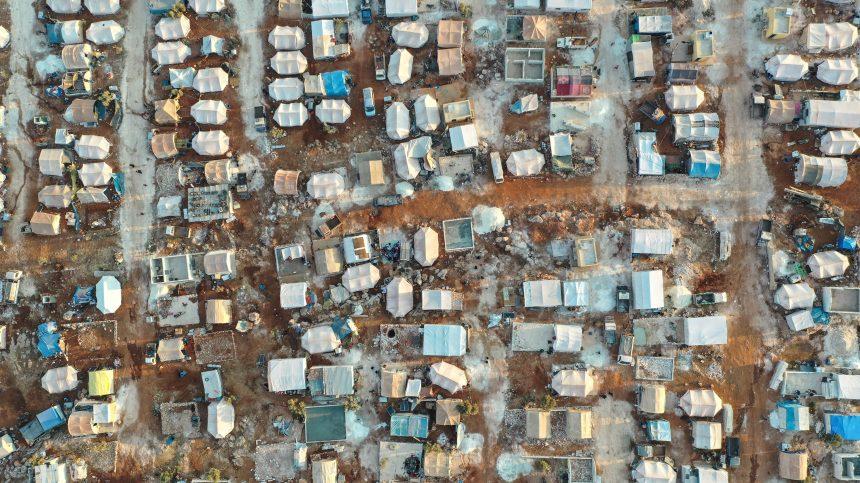 Syrie: plus de 38 000 déplacés en cinq jours dans le nord-ouest