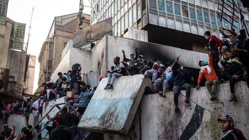 Irak: non aux «occupants américain et iranien» disent les anti-pouvoir