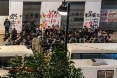 Première manifestation pro-démocratie de 2020 à Hong Kong