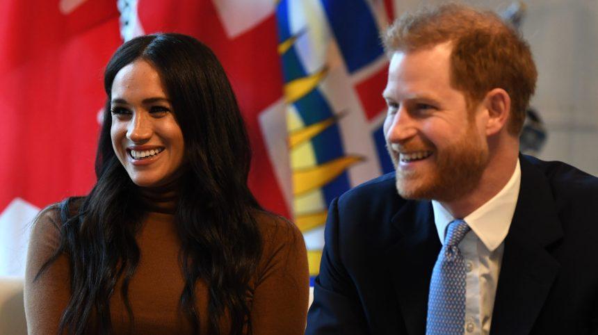 Trudeau dément avoir parlé à Elizabeth II de l'arrivée d'Harry au Canada