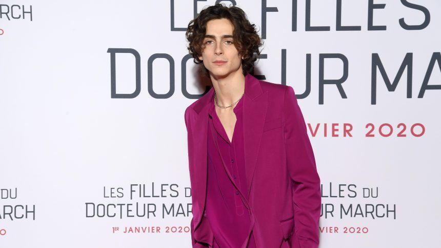 Timothée Chalamet incarnera bientôt Bob Dylan dans un biopic